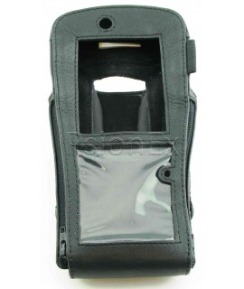 Workabout Pro short leather case, antenna, pod scanner