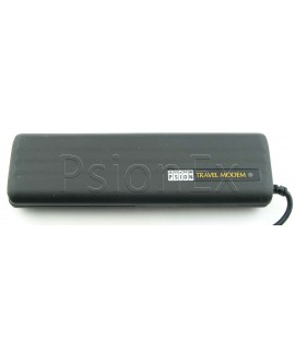 Psion Series 3 travel modem for fax and data