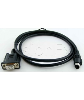 WA/S3 3Link RS232 DB 9 pin female to PC (AT), 0.5m cable