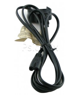 FIG8 power lead UK (IEC C7)