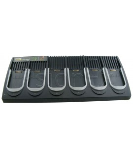 7535 multiple battery charger (only for HU3000 battery)