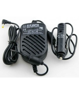 PDA S7/NB/NB PRO vehicle power supply unit, out: 15V, 3.5A