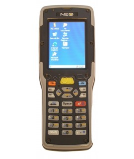 NEO WIN CE 5.0 Core, 624 MHz, numeric 26 key, 2D Imager HHP5000 SR, Bluetooth