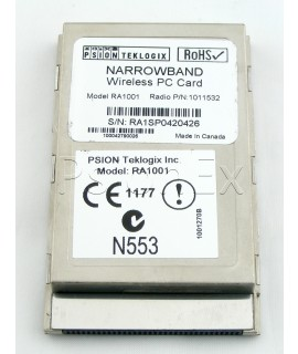 7530/8525/8530 narrow band radio, type III PC card, 450-470 MHz, 25KHz - 0.5 W