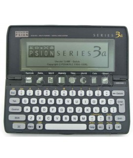 Psion Series 3a, 2MB, Dutch keyboard
