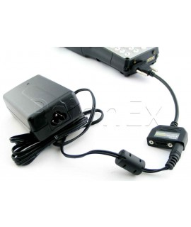 Workabout Pro 1 tether cable and power adapter
