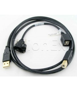 Workabout Pro cable tether to USB B active sync