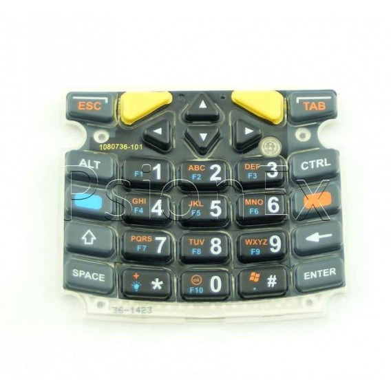 IKON keyboard assembly, numeric no phone
