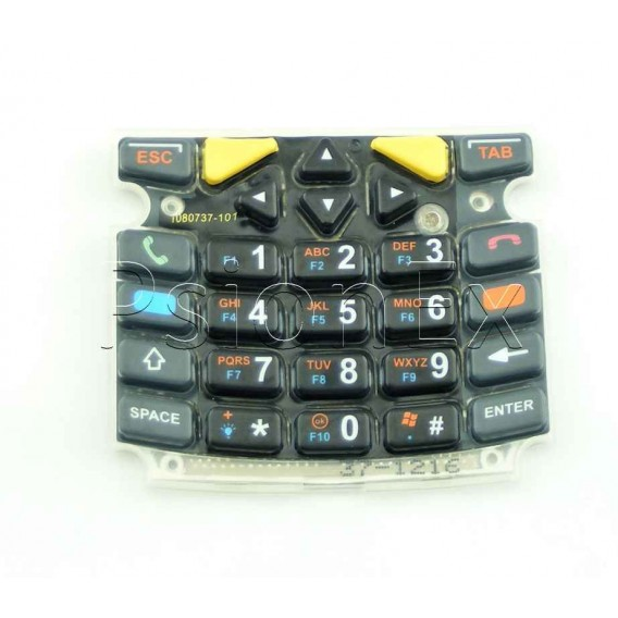 IKON keyboard assembly, numeric phone