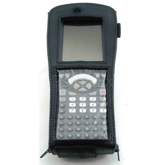 Workabout Pro long, leather case, for GPRS & scanner