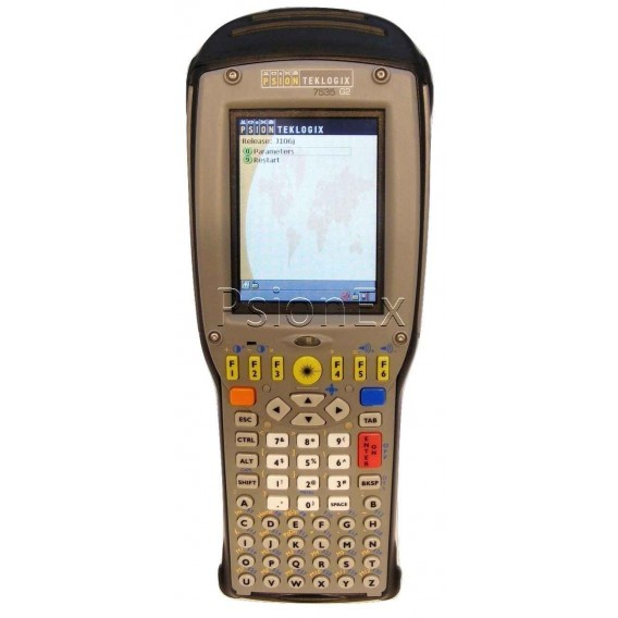 7535 G2, alphanumeric, colour touch, scanner SE1200, WiFi