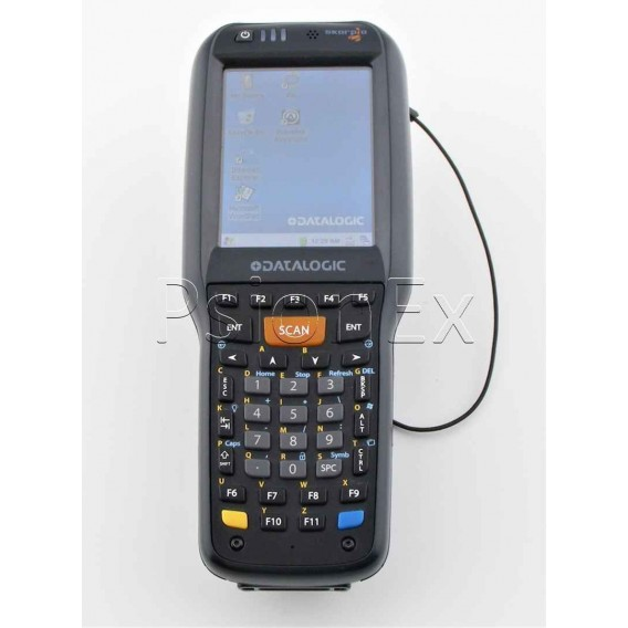 Datalogic Skorpio X3, Windows CE 6.0 , 38-Key Functional, Batch, Std Laser w Green Spot