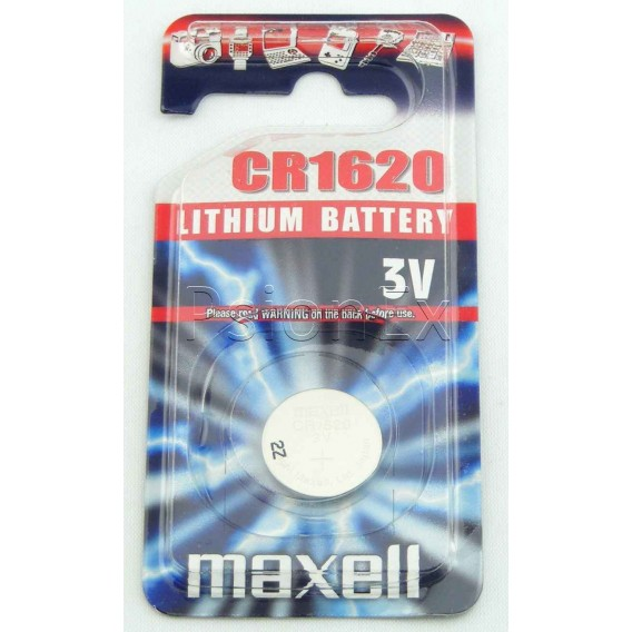WA/S3 CR1620 cell battery 3V, Lithium Ion