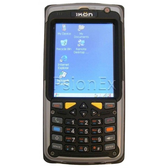 Psion IKON, WIN CE 5.0, numeric, 1D imager, UMTS/HC25, GPS, camera, WiFi, English