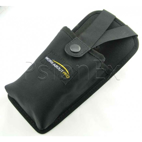 Workbout Pro Nylon pouch with strap fastener and shoulder strap
