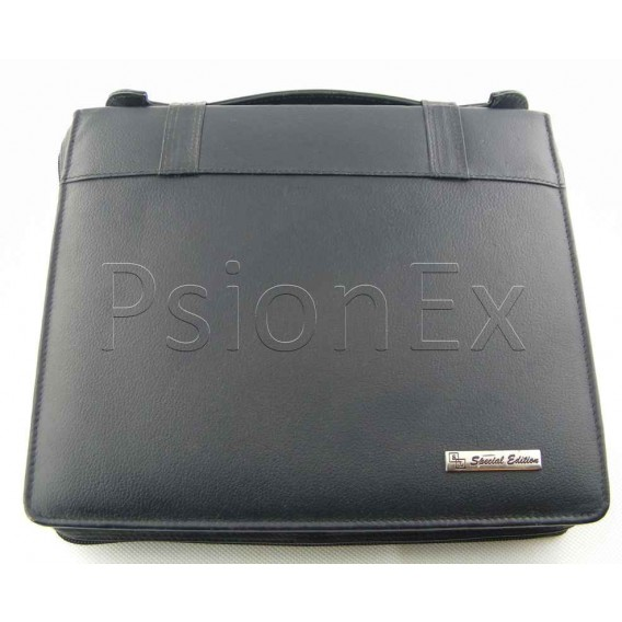 Psion  Series 7 Leather case, blue