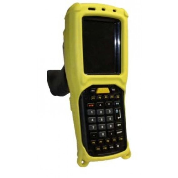 Omnii XT15 Rubber Boot Standard Back - Yellow