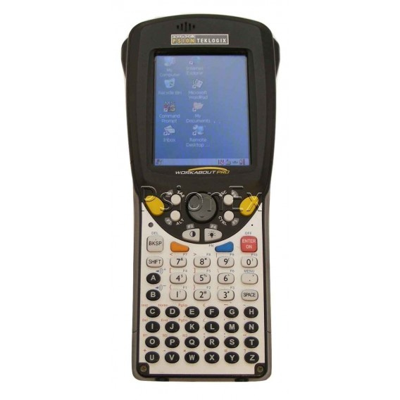 Workabout Pro G1, long, CE 4.2, 128 MB flash, 64 MB RAM,