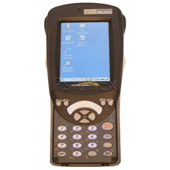 Workabout Pro G2, short, CE 5.0, 256 MB flash, 128 MB RAM