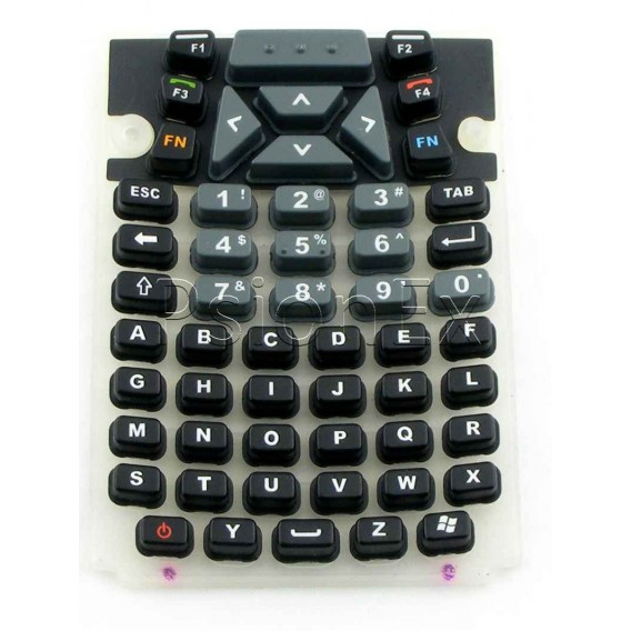 Workabout Pro 3 and Workabout Pro 4 OEM keypad long, alpha numeric