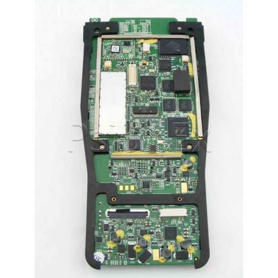 Workabout Pro 3 motherboard short, CE5