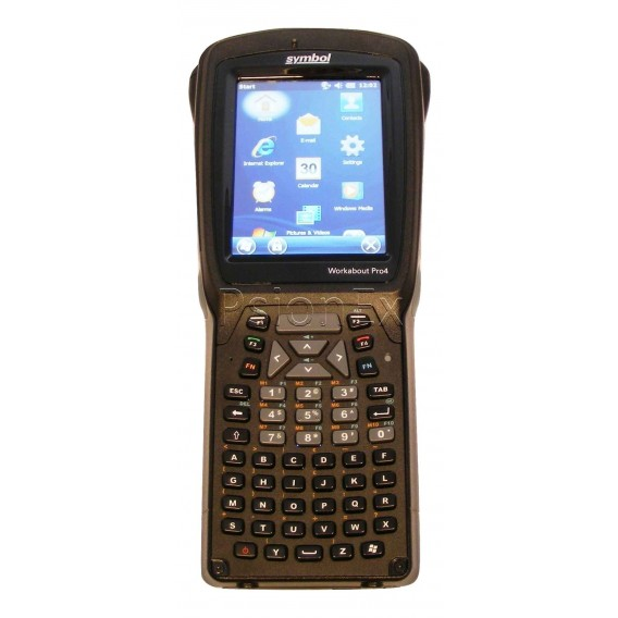Zebra Workabout Pro 4, numeric, WEHH 6.5, 2D Imager slim pod