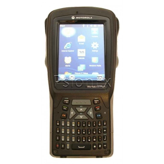 Workabout Pro 4, Qwerty, WEHH 6.5, 1D Laser SE965 end cap, Pistol grip