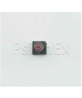 IKON plastic rubber button on/off
