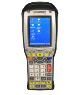 7535 G1, numeric, colour touch, scanner, WiFi, tether