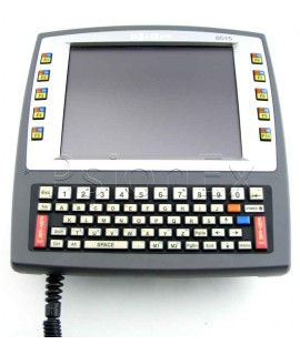 8515 vehicle-mount computer, WIN CE 5.0, Azerty keyboard, int PS 12-24V, 5 wire touch, WiFi, BT