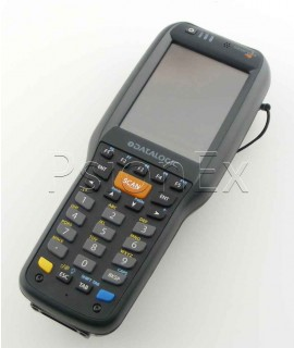 Datalogic Skorpio X3, Windows CE Pro 6, 28 key numeric, Batch, Laser