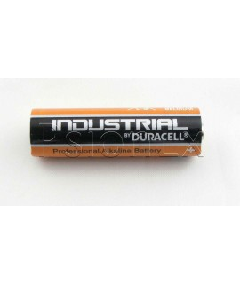 AA alkaline battery, 1.5 V