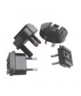 Zebra int. Plugs for use with AC charger CC16614-G4, comp. w/ QL220 plus