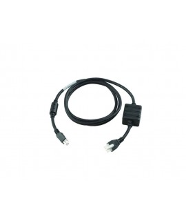Zebra Power cable for Power Supply PWR-BGA12V108W0W, for 4-Slot Cradle