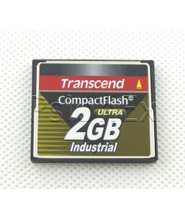 Transcend 2GB Industrial CF card compactflash