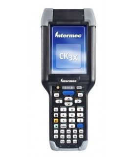 Intermec CK3X, CE 5.2, Numeric Keypad, 2D Area Imager, Std Software with ICP