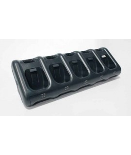 Vocollect 5-Bay Charging Cradle for T5 & A500 Series