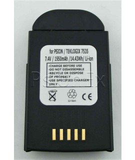 7535 compatible battery for 7535 G2, 1900 mAh, 7.4V, Lithium Ion