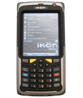Psion IKON, WIN MOB 6.1 classic, numeric w/ phone keys, 1D laser, camera, WiFi