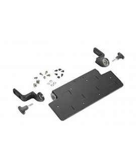 Zebra VH10/VC80 U-Mount - Vehicle Mount Computer Security Bracket