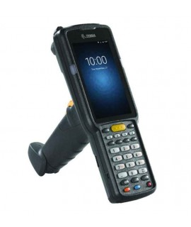 Zebra MC33, Android GMS, 4GB RAM, 29 Key, 2D Long Range Imager, Sensor, NFC, RW, HC battery, Gun