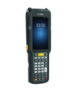 Zebra MC33, Android GMS, 4GB RAM, 47 Key, 2D Long Range Imager, Sensor, NFC, RW, HC battery, Gun