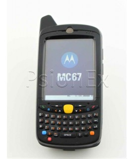 Zebra MC67, WEHH 6.5, Qwerty, 512MB RAM, 2GB Flash, HSPA+, WLAN, BT, 2D Imager, Camera