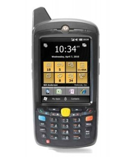 Zebra MC67, WEHH 6.5, Numeric, 512MB RAM, 2GB Flash, HSPA+, WLAN, BT, GPS, 2D Imager