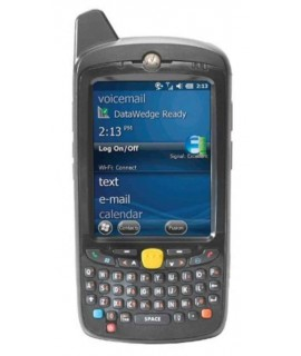 Zebra MC67, WEHH 6.5, Qwerty, HSPA+, WLAN, 512MB RAM, 2 GB Flash, 2D Imager
