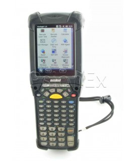 Motorola MC9190, Win Mobile 6.5, Color, 53 key VT, Lorax LR Scanner, Audio, Voice, BT, Pistol Grip, WLAN