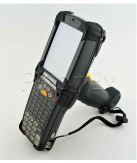 Motorola MC9190, CE 6.0, Color, 53 Keys, Lorax LR Scanner, Audio, Voice, BT, Pistol Grip, WLAN