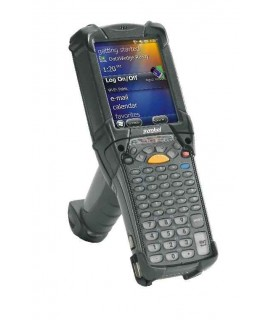 Zebra MC9200, WEHH 6.5, 53 Key Keypad, 2D Long Range Imager