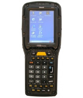 Psion Omnii XT10, Win CE 6.0, 36 key/numeric tel, no scanner, WiFi, GPS