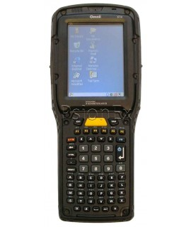 Zebra Omnii XT10, XD display, CE6.0, 59 key/alpha ABC, 6 Fn,  1D scanner, pistol grip